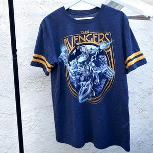 DISNEY | Marvel The Avengers Graphic Tee Shirt